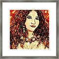 Woman Of Desire Framed Print