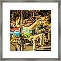 Wonderful Horse Ride Framed Print