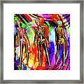 Bones Framed Print by Joseph Mosley
