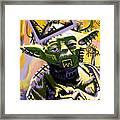 Yoda 1981 Framed Print