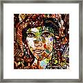 Young Maiden Framed Print