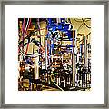 Ytterbium Lattice Atomic Clock Framed Print