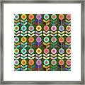 Zappwaits Flower Framed Print