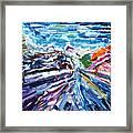 Zermatt Or Cervinia Framed Print