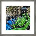 ZYP Framed Print