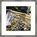 Hogback Ridge Park Framed Print