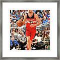 Washington Wizards V Orlando Magic Framed Print