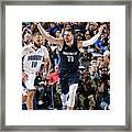 Orlando Magic V Dallas Mavericks Framed Print