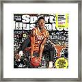 2014-15 College Basketball Preview Issue Sports Illustrated Cover Framed Print