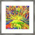 Adonai Framed Print