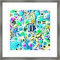 Adventures On Icon Reef Framed Print