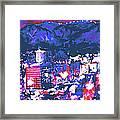 Albuquerque Framed Print