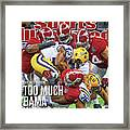 Allstate Bcs National Championship Game - Lsu V Alabama Sports Illustrated Cover Framed Print