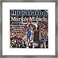 April 14, 2008 Sports Illustrate Sports Illustrated Cover Framed Print