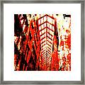 Architecture Interior 2 Framed Print