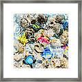 Artificial Aquarium  Framed Print
