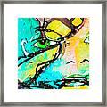Artis Energy 2 Framed Print