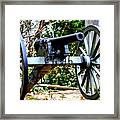 Battery D, Fifth United States Artillery Framed Print