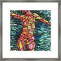 Body Of Thought #1 Framed Print