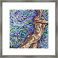 Body Of Thought #4 Framed Print