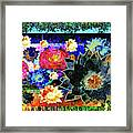 Bouquet Of Gratitude And Forgiveness Framed Print