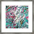 Happy Synapse Framed Print