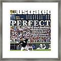 Chicago White Sox Mark Buehrle... Sports Illustrated Cover Framed Print