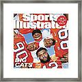 Clemson University Defensive Line, 2018 College Football Sports Illustrated Cover Framed Print