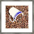 Coffee Tips Framed Print