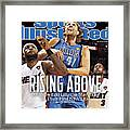 Dallas Mavericks V Miami Heat - Game Six Sports Illustrated Cover Framed Print
