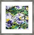 Divineblooms22040 Framed Print