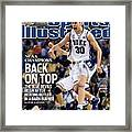 Duke University Jon Scheyer, 2010 Ncaa National Championship Sports Illustrated Cover Framed Print