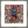 Duke University Nolan Smith, 2011 March Madness College Sports Illustrated Cover Framed Print