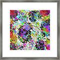 Experiment With Abstract Framed Print