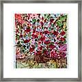 Floral Life Framed Print