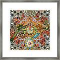 Forms Of Nature #1 Framed Print