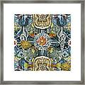 Forms Of Nature #6 Framed Print
