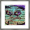 Graffiti 7 Framed Print