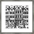 Great Plague Of London Framed Print