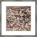 Guanajuato Framed Print