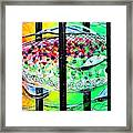 Jail Fish 135826 Framed Print