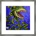 Little Shop Of Horrors Framed Print