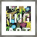 Living Art Framed Print