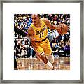 Los Angeles Lakers V Orlando Magic Framed Print