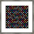 Louis Vuitton Monogram-2 Framed Print