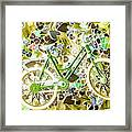 Love Of The Chase Framed Print