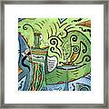 Mystical Powers Framed Print