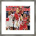 Ncaa Basketball Tournament - Regionals - Boston Sports Illustrated Cover Framed Print