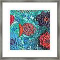 Ocean Emotion - Pintoresco Art By Sylvia Framed Print