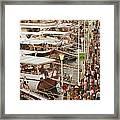 Saint-tropez Seafront Framed Print